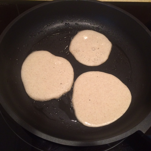 6 Buchweizen Pfannkuchen 2